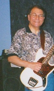 Perry Switzen - Bass Guitar